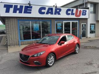 Used 2015 Mazda MAZDA3 4dr Sdn Auto GS for sale in Ottawa, ON