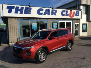 Used 2019 Hyundai Santa Fe Essential AWD w-Safety Package & Back up camera! for sale in Ottawa, ON