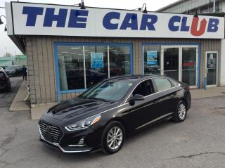 Used 2019 Hyundai Sonata Essential w/ BACK UP CAMERA & BLIND SPOT SENSORS! for sale in Ottawa, ON
