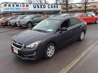Used 2016 Subaru Impreza 4dr Sdn Man 2.0i for sale in Ottawa, ON