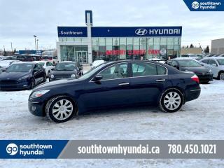 Used 2011 Hyundai Genesis Sedan TECH PKG/NAVI/LEATHER/BACK UP CAM/HEATED SEATS for sale in Edmonton, AB