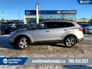 Used 2015 Hyundai Santa Fe XL LUX/LEATHER/PANO/PUSHSTART/PARKING SENSORS for sale in Edmonton, AB
