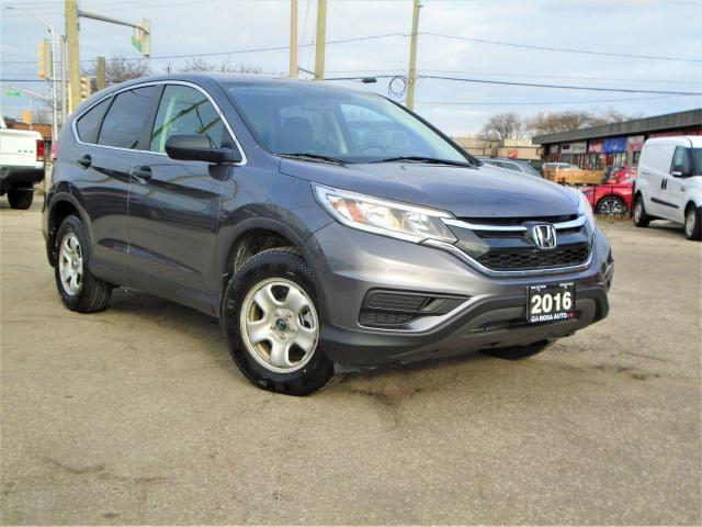 2016 Honda CR-V AUTO 1OWNER NO ACCDIENT NEW TIRES+ BRAKES B-TOOTH