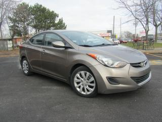 Used 2012 Hyundai Elantra GL for sale in Mississauga, ON