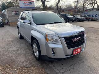 Used 2010 GMC Terrain SLE-1 for sale in Toronto, ON