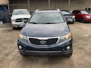 Used 2012 Kia Sorento EX Lux for sale in Hamilton, ON