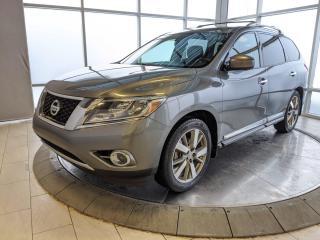 Used 2015 Nissan Pathfinder for sale in Edmonton, AB