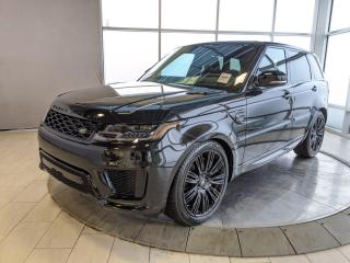 New 2021 Land Rover Range Rover Sport HSE Dynamic for sale in Edmonton, AB