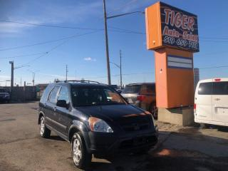 Used 2004 Honda CR-V EX**4X4**ONLY 125KMS**VERY CLEAN**CERTIFIED for sale in London, ON