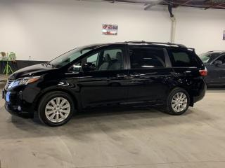 Used 2015 Toyota Sienna XLE AWD NAVI  REAR VIEW CAM  BSM SUNROOF for sale in North York, ON