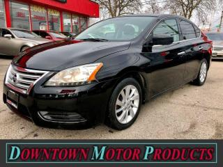 Used 2014 Nissan Sentra SV for sale in London, ON