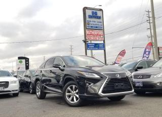 Used 2019 Lexus RX 350 No Accidents |1 owner | Loaded| Hseats| Certified for sale in Brampton, ON