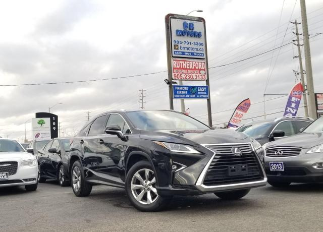 2019 Lexus RX No Accidents |1 owner | Loaded| Hseats| Certified