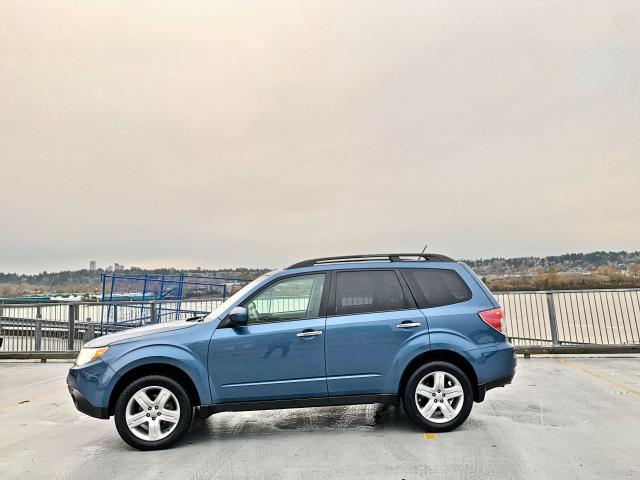 2010 Subaru Forester X Limited - One Owner New Tires + Brakes