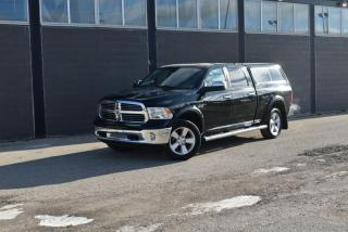 Used 2016 RAM 1500 Big Horn for sale in Winnipeg, MB