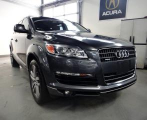 Used 2007 Audi Q7 Premium,FULLY LOADED,7 PASS,NAVI for sale in North York, ON