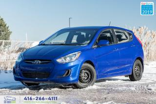 Used 2013 Hyundai Accent GL|One owner|A/C| for sale in Bolton, ON