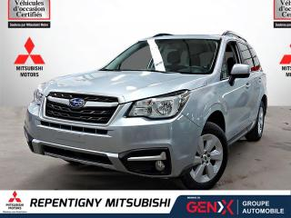 Used 2018 Subaru Forester 2.5i Commodité CVT for sale in Repentigny, QC