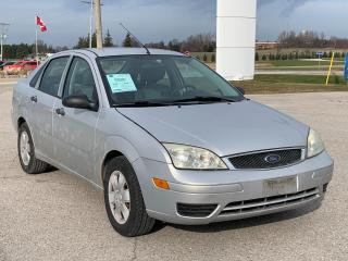 Used 2007 Ford Focus SE for sale in Harriston, ON