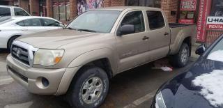 Used 2007 Toyota Tacoma SR5 for sale in Concord, ON