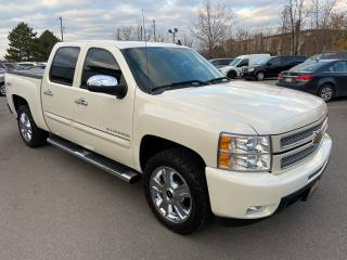 Used 2012 Chevrolet Silverado 1500 LTZ ** 4X4, NAV, HTD LEATH, AUTOSTART ** for sale in St Catharines, ON
