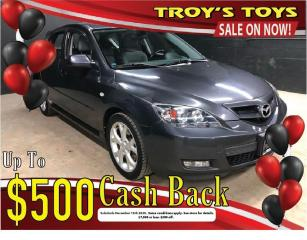 Used 2007 Mazda MAZDA3 GS for sale in Guelph, ON