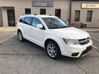 Used 2011 Dodge Journey SXT CREW,MINT,PUSH START!CERTIFIED ! for sale in Burlington, ON