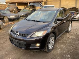 Used 2007 Mazda CX-7 GT for sale in Hamilton, ON