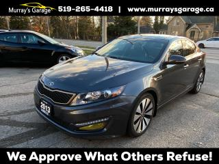 Used 2013 Kia Optima SX for sale in Guelph, ON