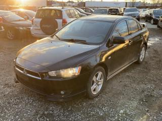 Used 2009 Mitsubishi Lancer SE for sale in Hamilton, ON