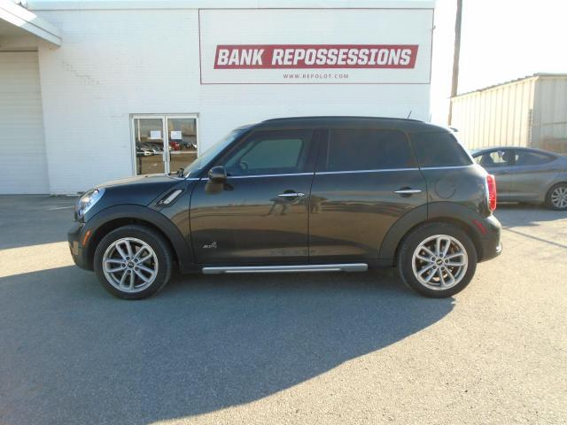 2016 MINI Cooper Countryman S ALL 4