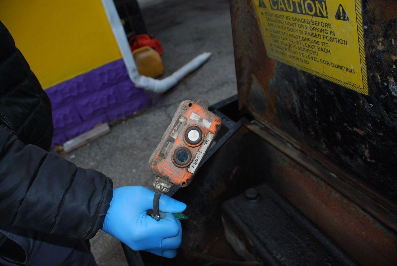 2008 Car Mate Utility Trailer