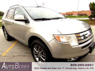 Used 2008 Ford Edge SEL FWD for sale in Woodbridge, ON