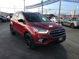 Used 2017 Ford Escape AWD*BACKUP CAM*HEATED SEATS* for sale in London, ON