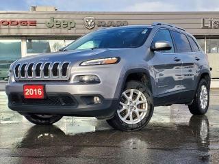 Used 2016 Jeep Cherokee NAV | TRAILER PKG | HEATED SEATS for sale in Listowel, ON