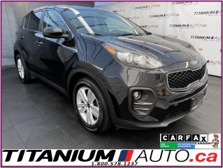 Used 2018 Kia Sportage LX+Camera+Heated Seats+BlueTooth+Touch Screen+XM for sale in London, ON