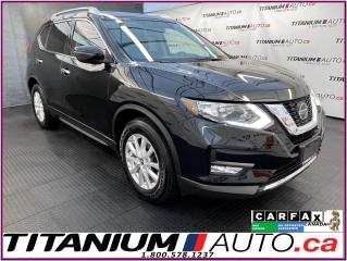 Used 2018 Nissan Rogue SV+FEB Safety Shield+Blind Spot+Apple Play+XM+RS for sale in London, ON