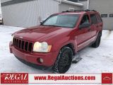Photo of Red 2005 Jeep Grand Cherokee