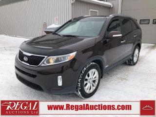 Used 2014 Kia Sorento EX V6 4D UTILITY AT SR AWD 3.3L for sale in Calgary, AB