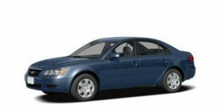 Used 2006 Hyundai SONATA GL 4D SONATA GL | SOLD AS -IS | for sale in Burlington, ON