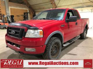 Used 2004 Ford F-150 FX4 2D SUPERCAB 4WD for sale in Calgary, AB