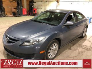 Used 2011 Mazda MAZDA6 4D Sedan for sale in Calgary, AB