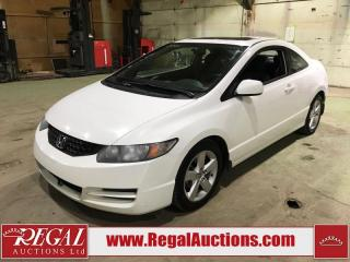 Used 2011 Honda Civic SE 2D Coupe 5SP for sale in Calgary, AB