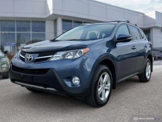 Used 2013 Toyota RAV4 XLE SOLD IN 12 HOURS for sale in Winnipeg, MB
