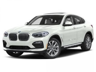New 2021 BMW X4 xDrive30i PREMIUM PACKAGE ENHANCED for sale in Winnipeg, MB