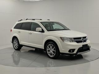 Used 2015 Dodge Journey R/T AWD*7 Passenger/Local Vehicle/Heated Steering* for sale in Winnipeg, MB