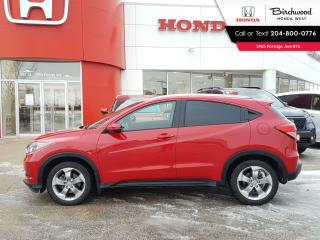 Used 2017 Honda HR-V EX-L Leather - Navi - Sunroof - No Accidents for sale in Winnipeg, MB