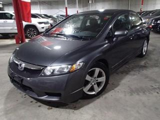Used 2010 Honda Civic SOLD AS-IS HONDA CIVIC ALLOYS & ROOF for sale in Nepean, ON