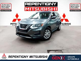Used 2018 Nissan Rogue S + AWD + CAMERA + A/C + DEMARREUR À DIS for sale in Repentigny, QC