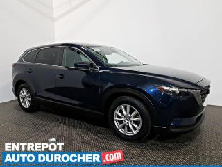 Used 2017 Mazda CX-9 GS Navigation  - A/C -Caméra de Recul- 7 Passagers for sale in Laval, QC